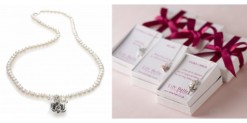 Gift Jewellery for Bridesmaids and Flowergirls