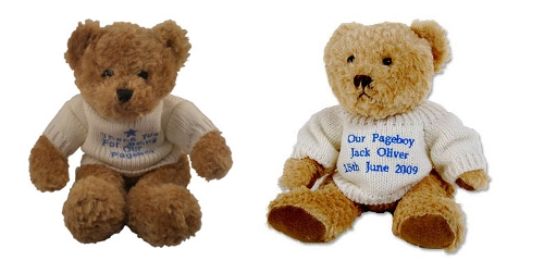 Personalised Teddy Bears