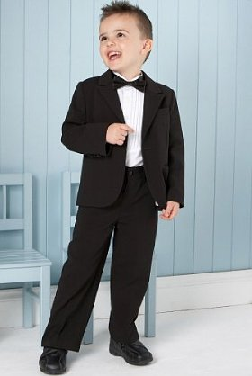 Autograph Exclusive 4 Piece Tuxedo Suit