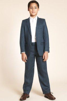 Smart boy's suit