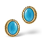 Turquoise Ear-rings