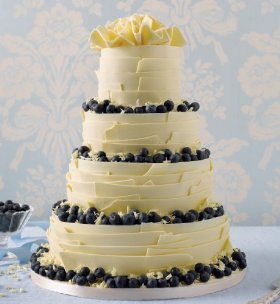 Wedding Cakes From M S Getting Hitched