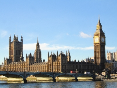 The Houses of Parliament now an approved civil wedding venue