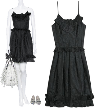 Designer Party Dress by Marc Jacobs