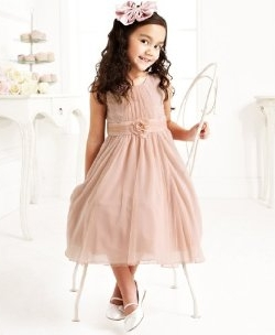 marks and spencer autograph flowergirl dress