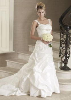 a top of the range gown from the bhs wedding collection