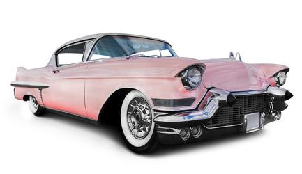 Classic Pink Cadilac