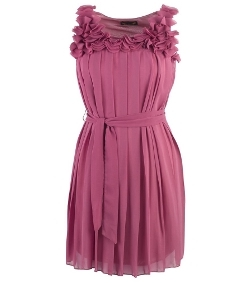 occasion dress for an adult bridesmaid or wedding guest