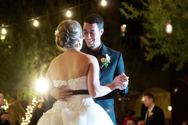 Top 5 Most Popular First Dance Songs For A Wedding For