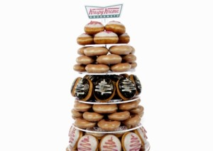 wedding doughnut